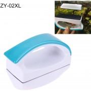 Zy-02xl Aquarium Fish Tank Suspendido Manejar Diseño Magnetic Brush Cleaner Herramientas De Limpieza, XL, Tamaño: 13,5 * 10,5 * 6.5cm