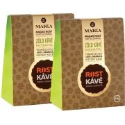 Rost kávé ajándék csomag: 2 db MAKKA Rost kávé