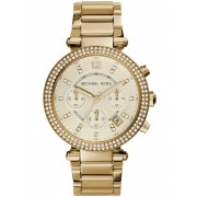 Michael Kors MK5354 Parker Chrono Damen 39mm 10ATM