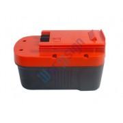 Black&Decker Firestorm FS2400D-2 akku felújítás - Ni-Mh 2-3Ah 24V