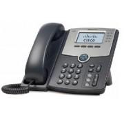 Cisco SPA502G 1-Line IP Phone, PoE, PC Port (SPA502G)