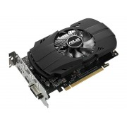 Видеокарта ASUS GeForce GTX 1050 1392Mhz PCI-E 3.0 3072Mb 7008Mhz 96-bit DVI DP HDMI HDCP PH-GTX1050-3G