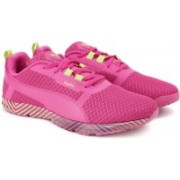 Puma Pulse Flex XT Graphic Wns Running Shoes For Women(Pink)