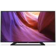 Televizor LED Philips 32PHH4100, HD Ready, 81 cm, USB, HDMI, Tuner DVB/T-C, Negru