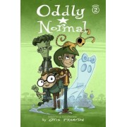 Oddly Normal, Book 2, Paperback