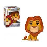 FUNKO Figura FUNKO Pop Disney Lion King Mufasa