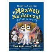 Maxwell Maidanezul si cainii de cartier