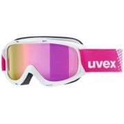UVEX Slider FM White/Mirror Pink 20/21