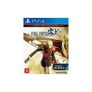 Game Final Fantasy Type-0 HD: Edição Day One - PS4