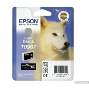 EPSON Light Black Inkjet Cartridge for Stylus Photo R2880 (C13T09674010)