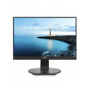 Monitor LED Philips 241B7QUPEB 23.8 inch 5 ms Black