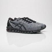 Asics gel-quantum 360 knit 2 Black/White/Black