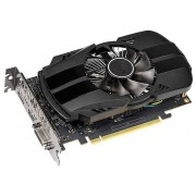 Видеокарта ASUS GeForce GTX 1650 1485Mhz PCI-E 3.0 4096Mb 8002Mhz 128 bit DVI DP HDMI PH-GTX1650-O4G