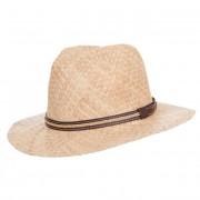 HUTTER cappello in paglia con tesa larga