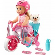 Little Mommy Paseo en Bici FCN11