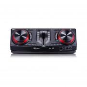 Minicomponente LG CJ98 Potencia 3500W Múltiples funciones DJ