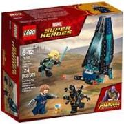 LEGO Kocke Super Heroji - Avengers - Kapetan Amerika i Crna Udovica 76101