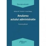 Anularea actului administrativ