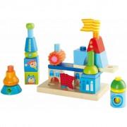 HABA Stacking Toy Master Builder Large 002425
