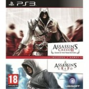 Assassin's Creed + Assassin's Creed 2 (пакет 2в1), за PlayStation 3
