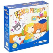Find Monty! Board Game by Beleduc