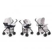 Chicco Carrinho de bebé trio Pack Sprint Cinzento