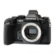 Olympus Híbrido Olympus OM-D E-M1 Sin objetivo Negro