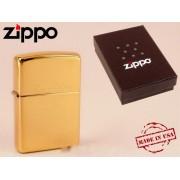 Zippo öngyújtó Solid Brass 254