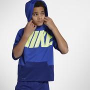 Sweatà capuche de training Nike Therma pour Garçon plus âgé - Bleu