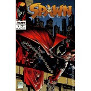 Spawn comic books issue 5