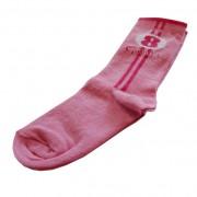 Pink Girls Sock: 35-38