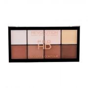 Makeup Revolution London Pro HD Sculpt & Contour palette per il contouring 15 g