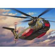 Revell Sikorsky CH-53G helikopter makett 4858