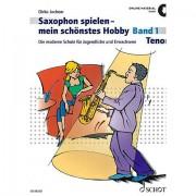 Schott Saxophon spielen - mein schönstes Hobby Tenor Bd.1 Libros