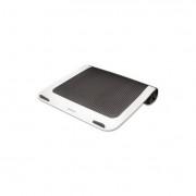 I-Spire Series Laptop Lapdesk, 14 15/16 X 11 3/16 X 1 11/16, White/smoked Gray