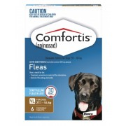 Comfortis For Dogs Brown 27 - 54Kg