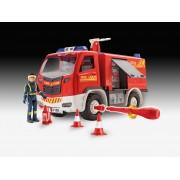 REVELL JUNIOR KIT Fire Truck incl. figure