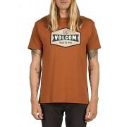 VOLCOM Herren T-Shirt Budy Basic orange M