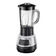 Blender Russell Hobbs Velocity Pro 25720-56, 1000 W, 1.5 l, Negru/Argintiu