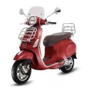 Vespa Primavera Touring 50 4-takt 45km/h Röd