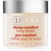 Clinique Deep Comfort manteiga corporal para pele muito seca 200 ml