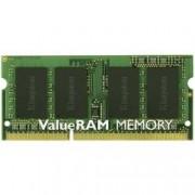 Kingston RAM modul pro notebooky Kingston ValueRAM KVR1333D3S9/8G 8 GB 1 x 8 GB DDR3 RAM 1333 MHz CL9 9-9-24