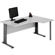 Compact bureau Ekwo - Lichtgrijs