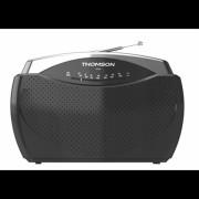 Portabl radio aparat Thomson, FM/MW, analogni, Crni (RT222)