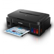 Canon Pixma Ink Tank G 3000 Multi-function Wireless Printer(Black Refillable Ink Tank)