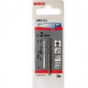 Burghie pentru metal HSS-Co Standardline, DIN 338 3 mm