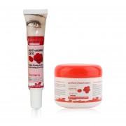 EY Buen Níspero Crema Para Los Ojos/la Cara Blanquear Cremas Anti-Wrinkle Quitar Las Ojeras-Claro