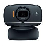 WEBCAM LOGITECH C525 - HD 720p - ENFOQUE AUTOMATICO - FOTOS 8MP - MIC. INTEGRADO - DISEÑO PLEGABLE CON ROTACION - USB - 960-001064