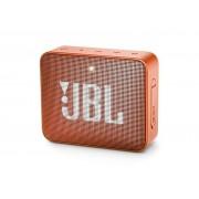 JBL Go 2 Portable Bluetooth Waterproof Speaker - Orange
