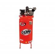 Compresor de Banda Goni 990 200L 5.0 HP Tanque Vertical